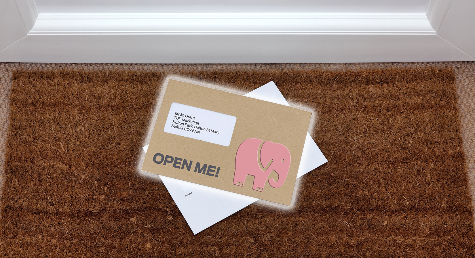 Elephant on the Doormat